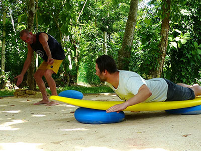 bread fruit sessions at surf school sri lanka