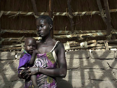 our aid to south sudan