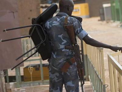 war is sudan