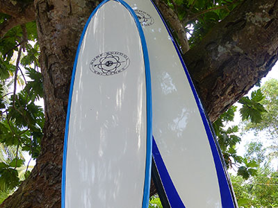 our surf boards