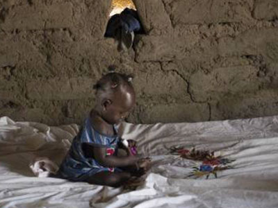 south sudan horrors