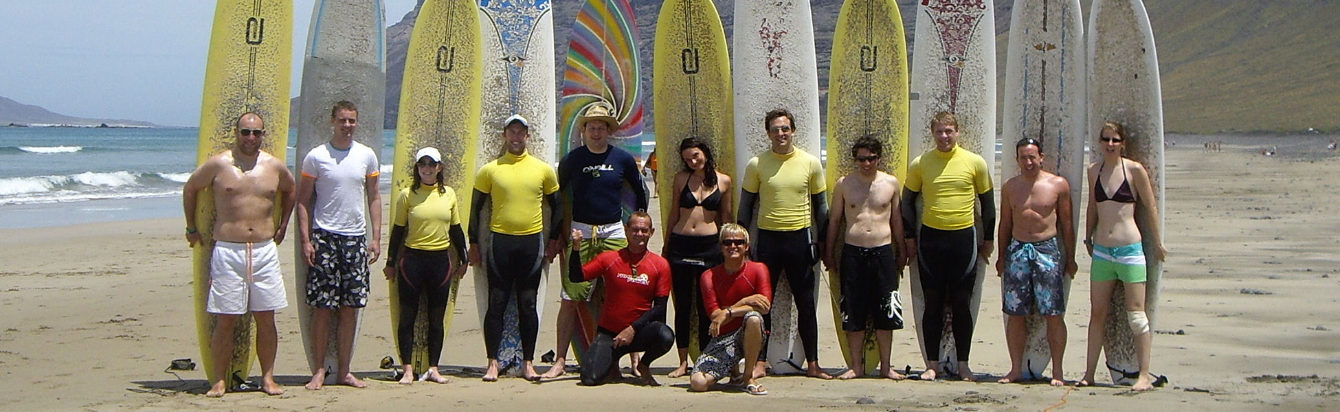 longboard surf coaching