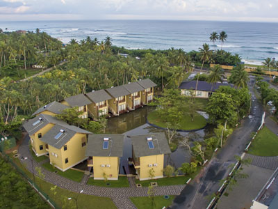 accommodation for Surf School Sri Lanka