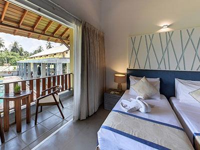 accommodation for Surf School Sri Lanka